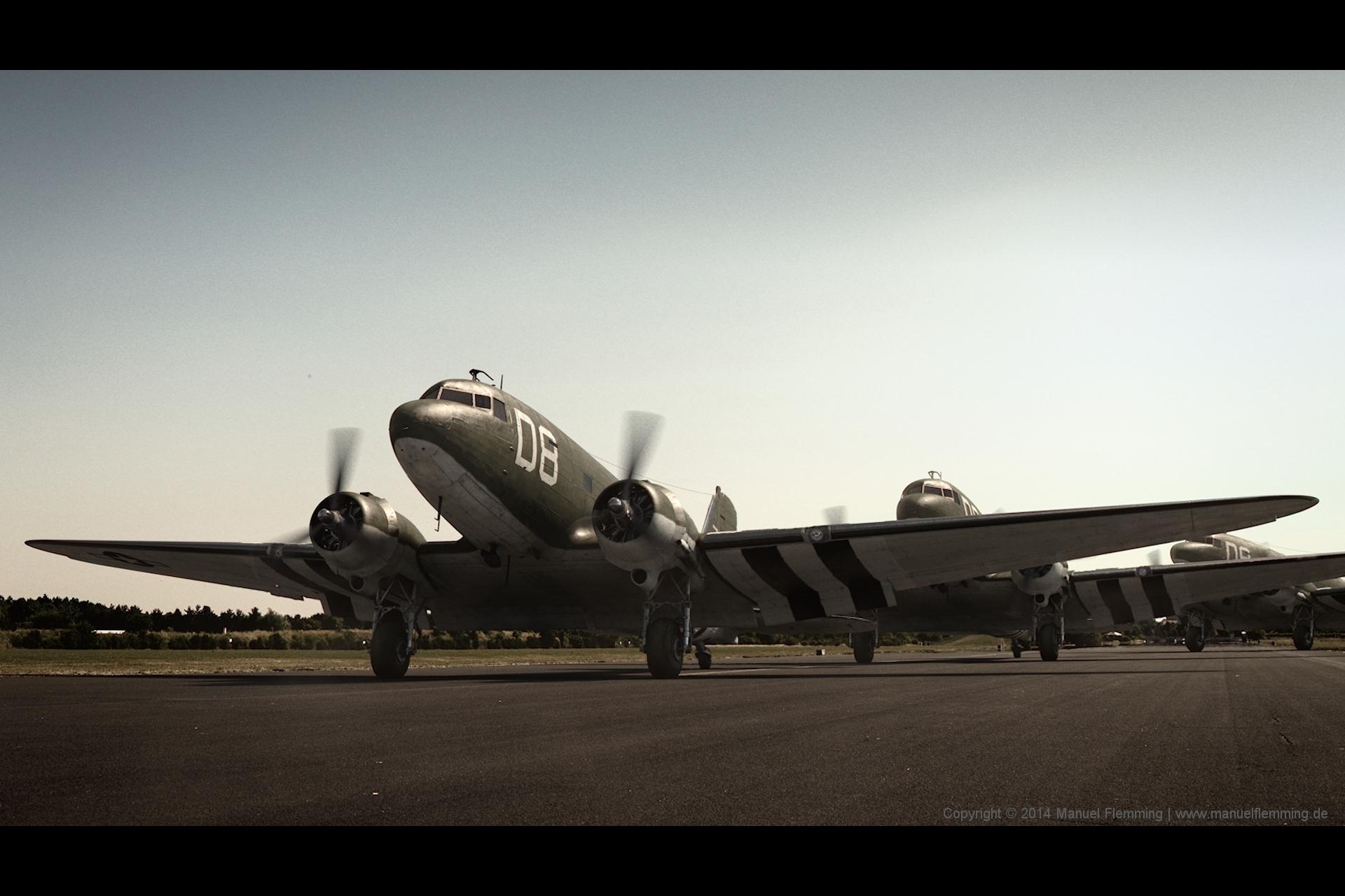3d model douglas c-47 skytrain world s