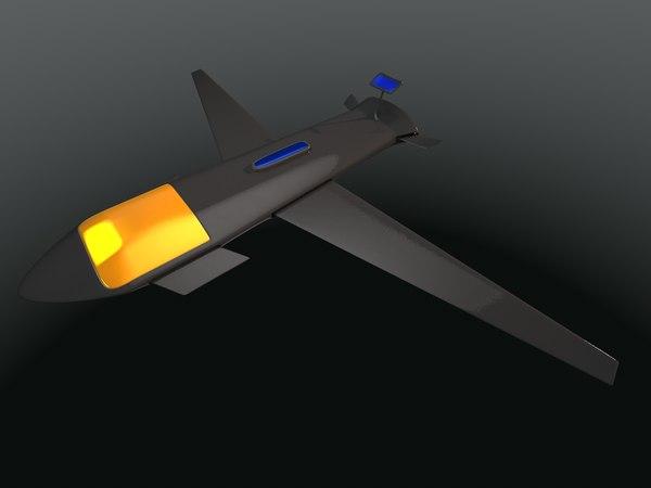 nightcrawler drone 3d 3ds