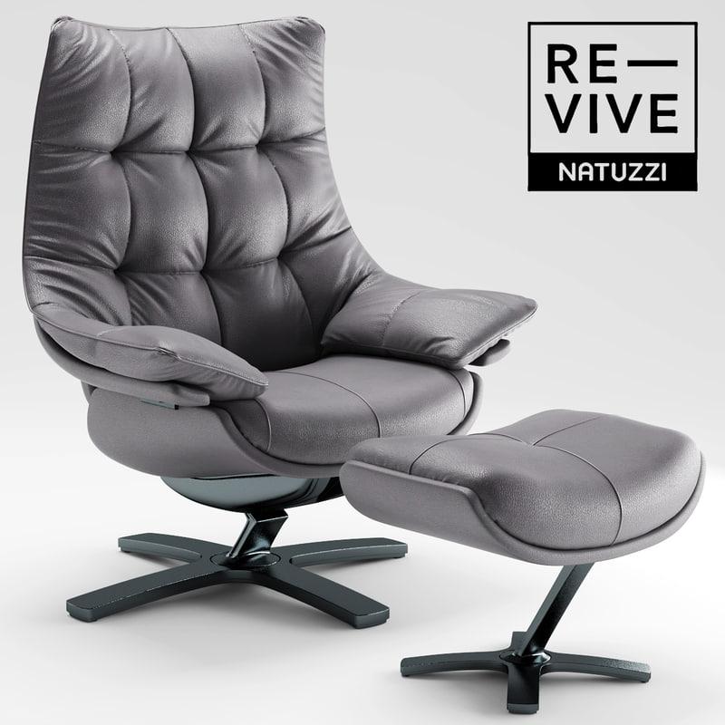 max chair armchair re-vive