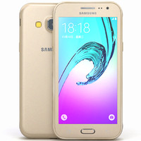 3d samsung galaxy j3 gold model