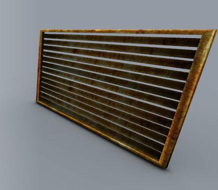 art steel window x free