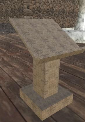 maya podium