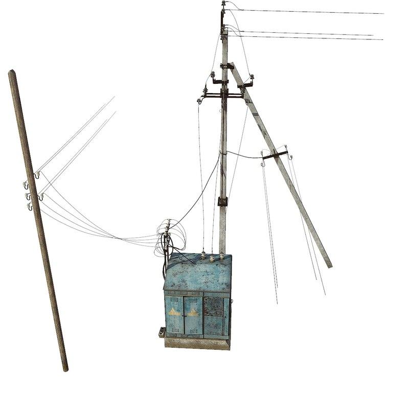 fbx electrical substation support
