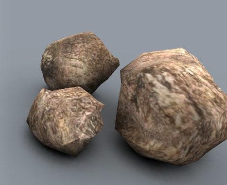 stone fbx free