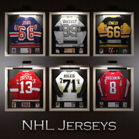 3d frame hockey jersey