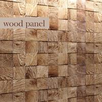 3ds max wood panel