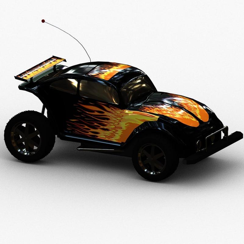 3d new car
