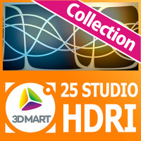 HDRI Studio Collection