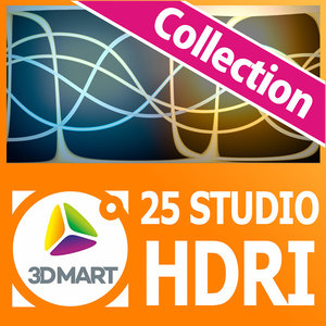 HDRI Studio Collection