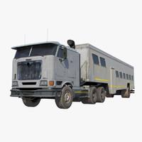 3d model truck 9800i