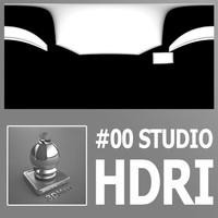 FREE HDRI  Studio Map #00