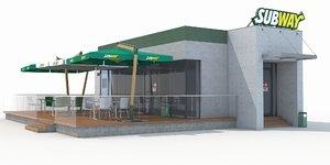 max subway restaurant