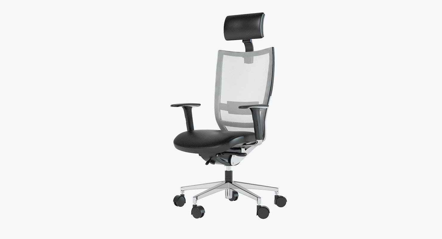 arte-d shine 007098 chair 3d 3ds