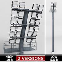 stadium lux lights polys max