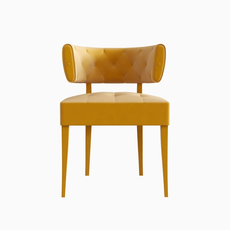 brabbu zulu dining chair 3d max