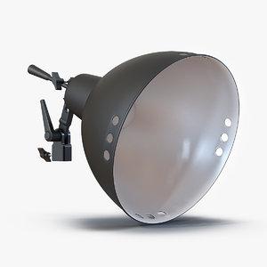 max photo studio halogen light