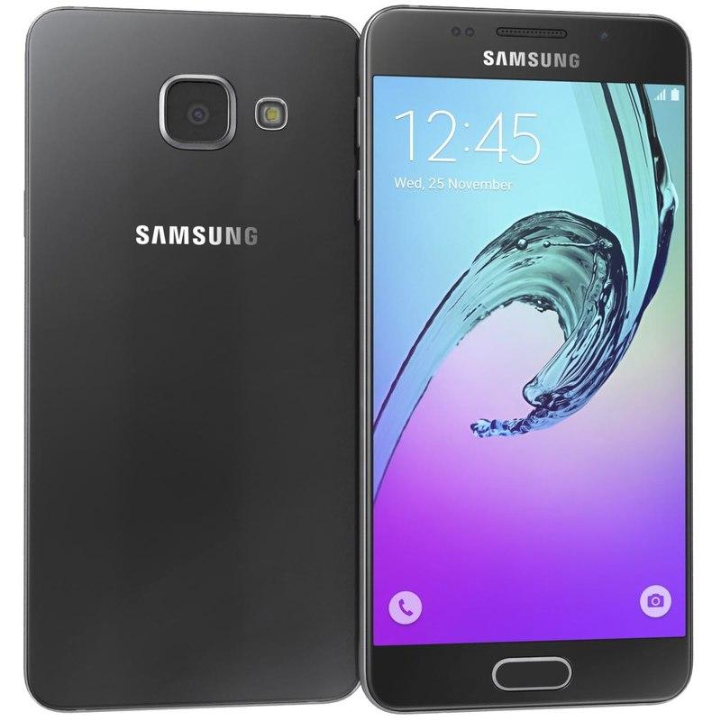 3dsmax samsung galaxy a3 2016