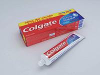 colgate thai 3d model