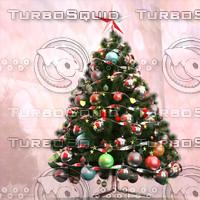 3d max christmas tree