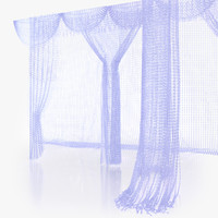 crystal curtain