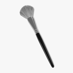 3ds max cosmetic brush