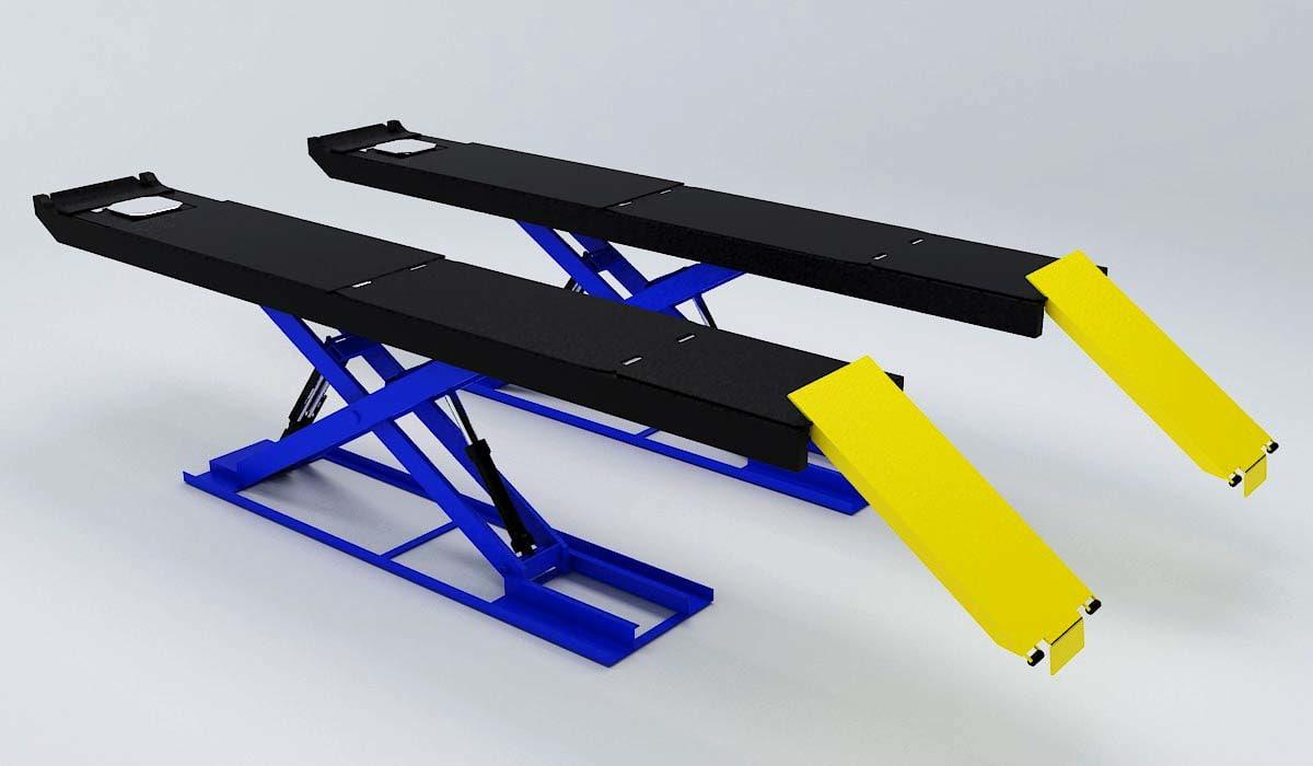 3d wheel alignment lifts model