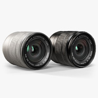 3ds max fujifilm fujinon xc16-50mm f