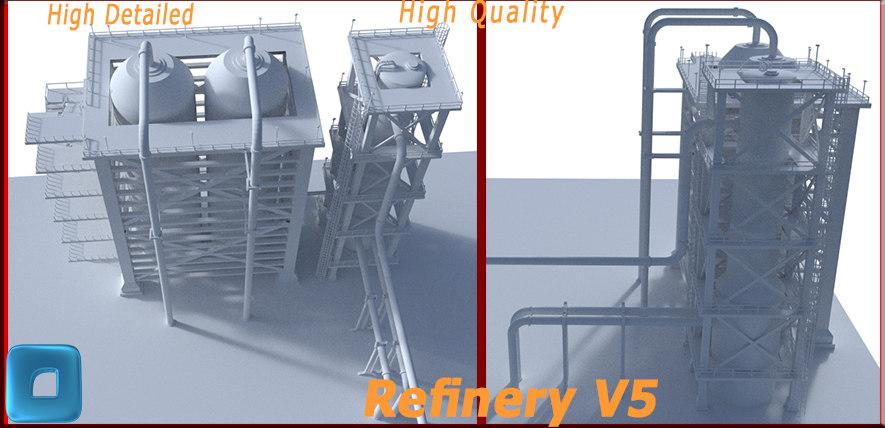 dwg refinery 5