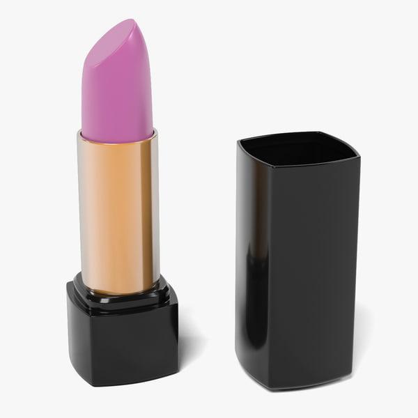 lip stick lipstick 3d 3ds