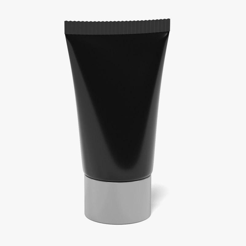 3ds max make-up tube