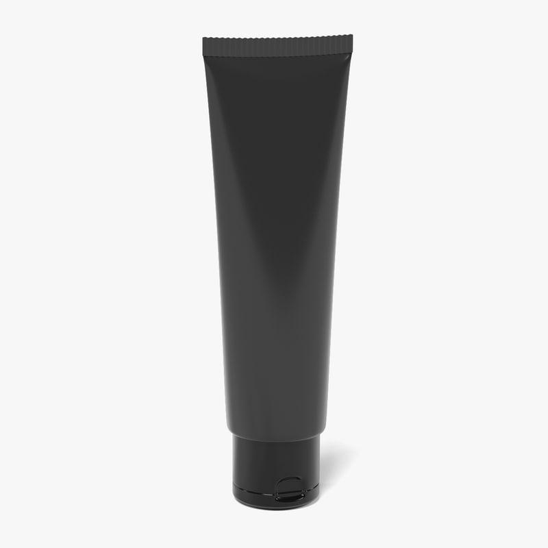 3d make-up tube