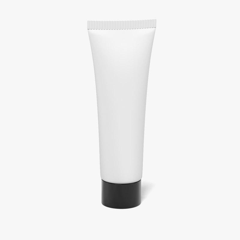 make-up tube 3d 3ds