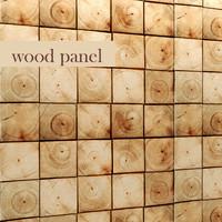 3d wood panel