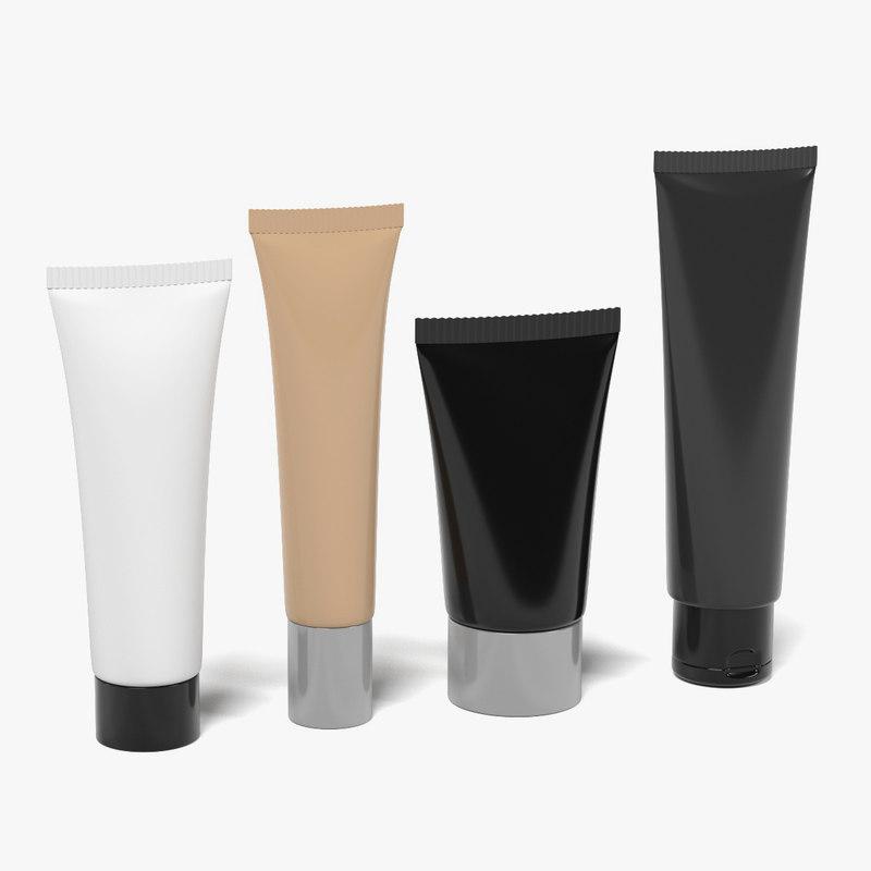 3ds make-up tubes