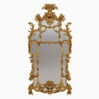 RALPH LAUREN HOME ONE FIFTH MIRROR