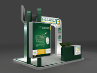 stand exhibition booth max