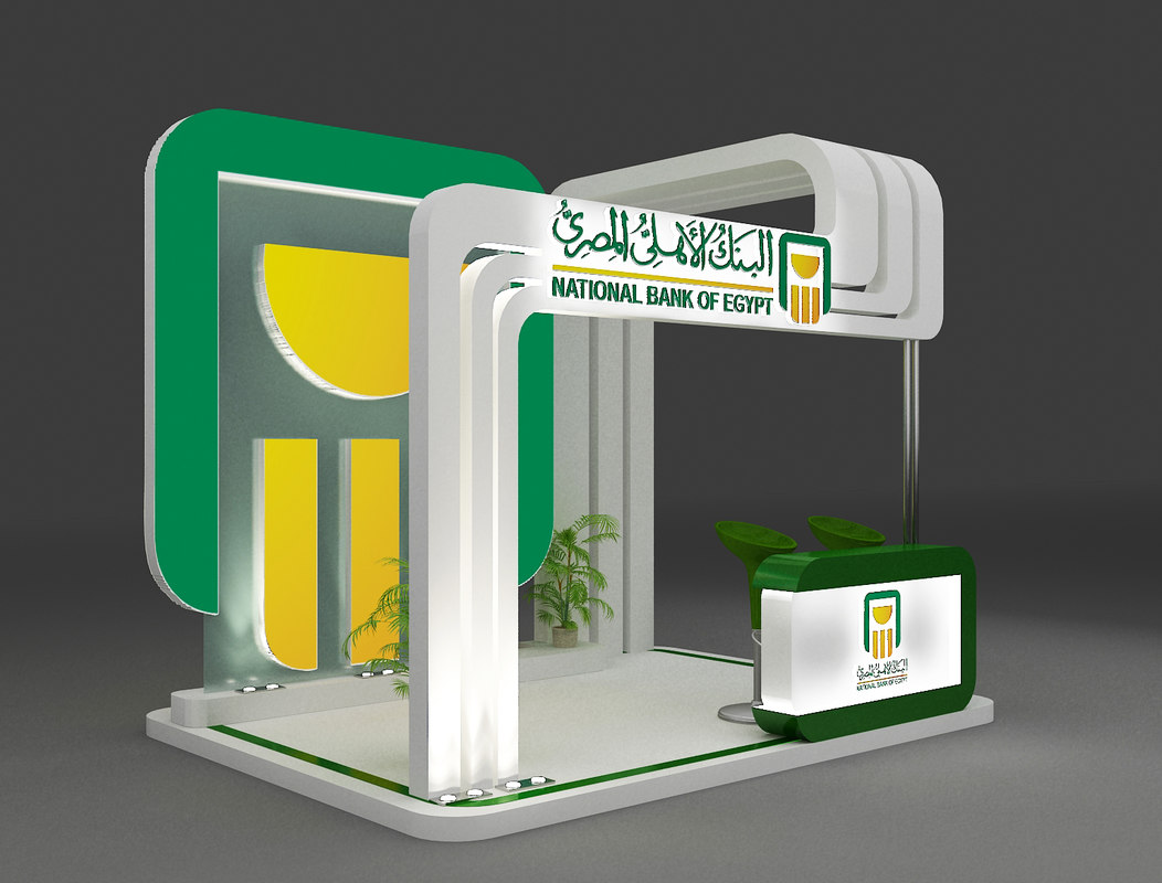 3d Exhibition Stand Design Software : D stand exhibition booth