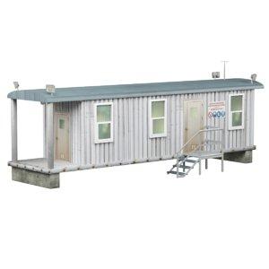 construction trailer c4d