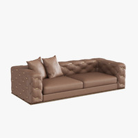 seaters sofa turner iconic 3d model