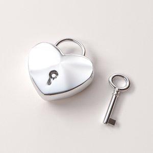 3d heart lock model