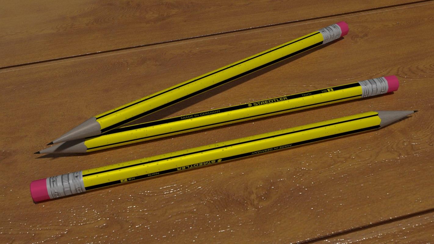 pencil blend