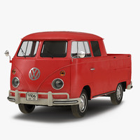 volkswagen type 2 double 3ds