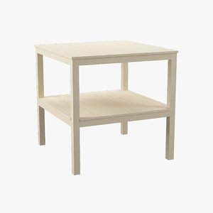kk44860 table kaare klint 3d model