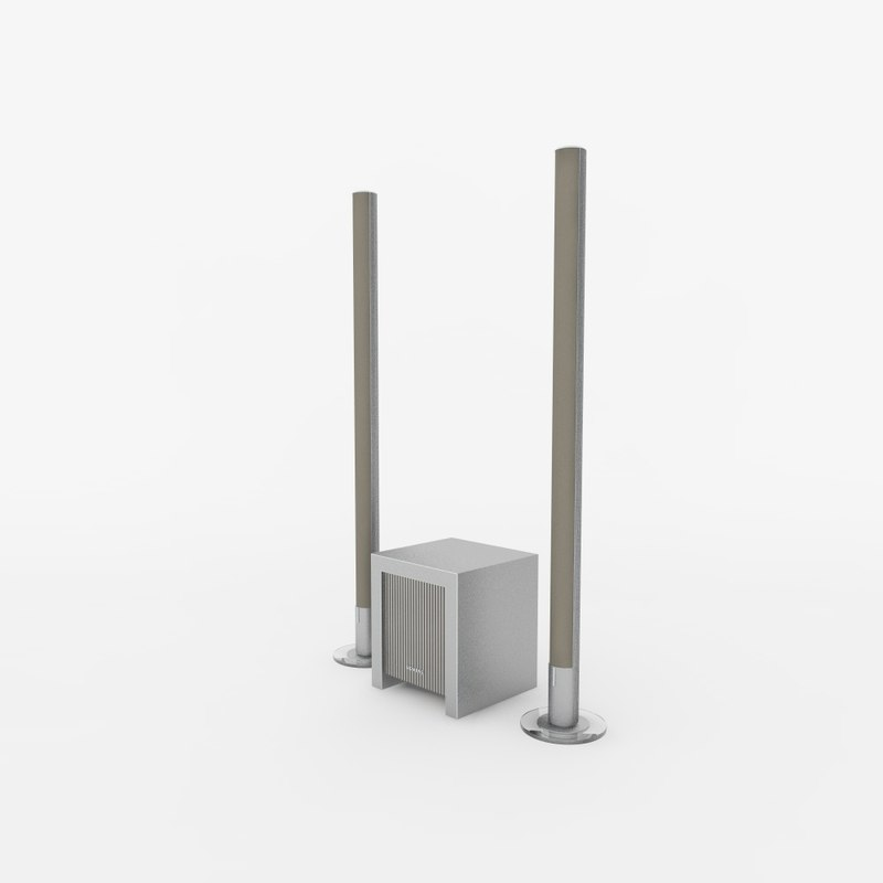 c4d speaker
