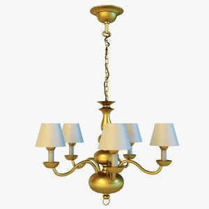 lamp 3d max