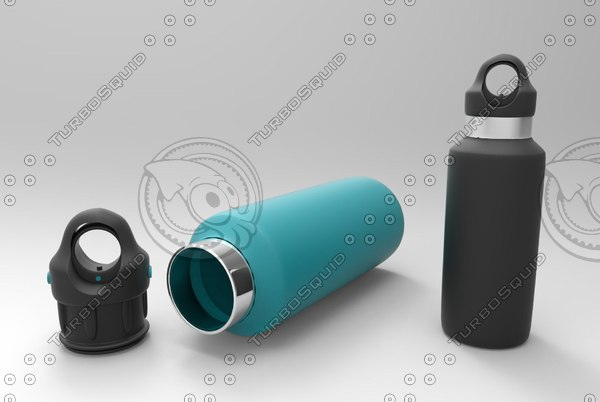 water bottle x