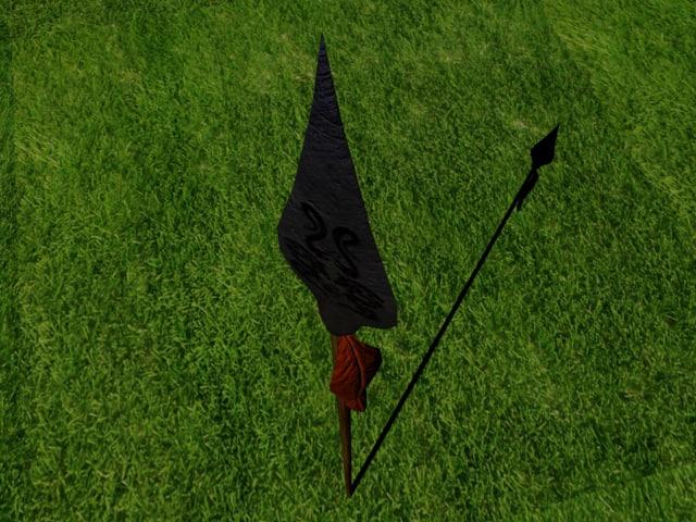 spear obj free