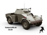 Panhard AML-60 Cal 30