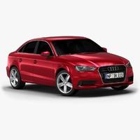 2014 Audi A3 (Low Interior)