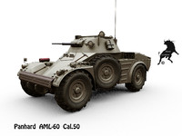 3dsmax panhard aml cal50